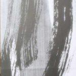 Variation Ink on paper 120 cm x 60 cm