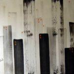 Souvenir-Ecran - Encre et acrylique - 122 cm x 91 cm