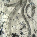 Kana Yu - Encre et acrylique - 101 cm x 152 cm